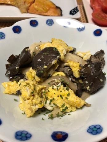 平茸卵炒め19.5.9.jpg